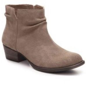 Jessica Simpson Dalisa Ankle Booties Boots Shoes 8